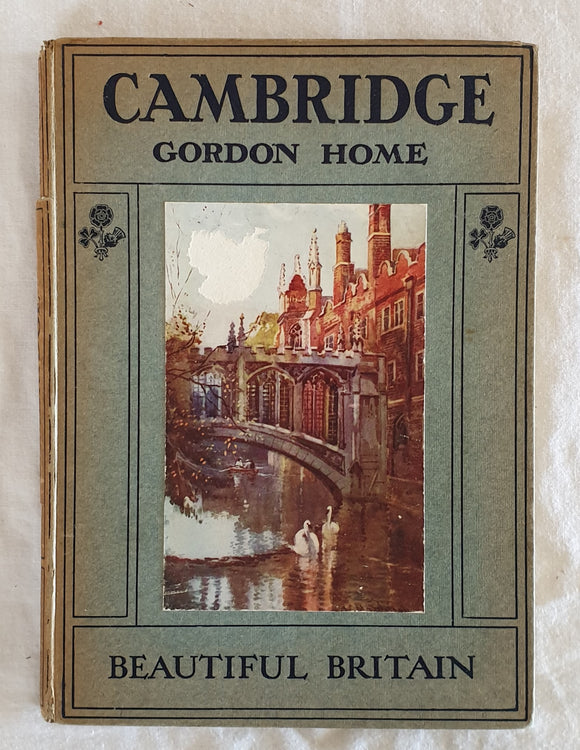 Cambridge by Gordon Home