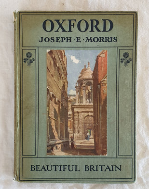 Oxford by Joseph E. Morris