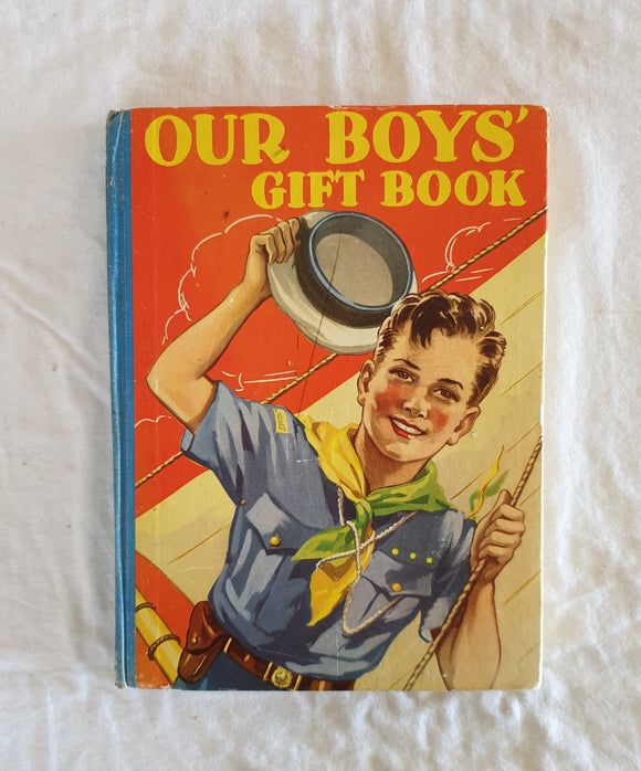 Our Boys' Gift Book Published by Renwick of Otley
