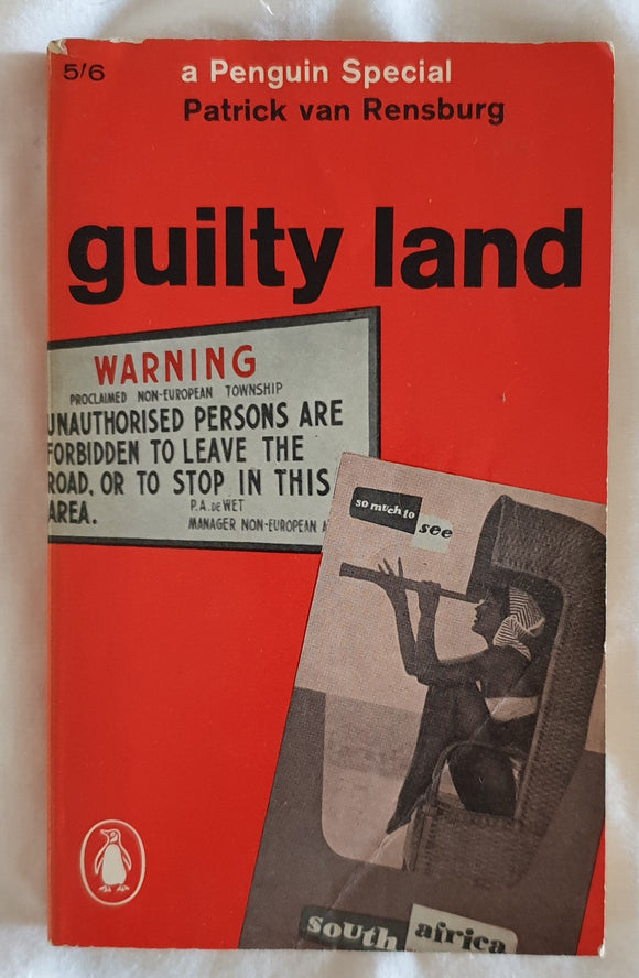 Guilty Land  by Patrick Van Rensburg