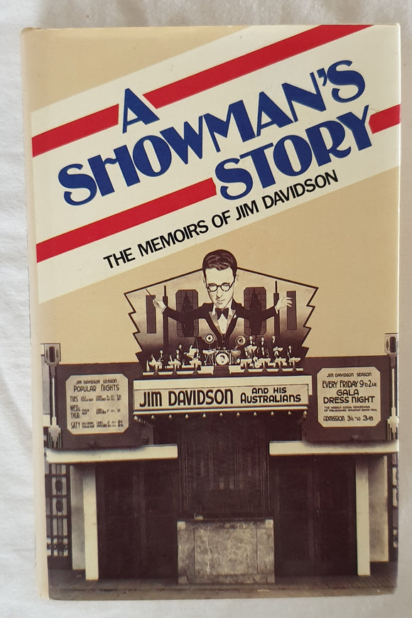 A Showman's Story  The Memoirs of Jim Davidson