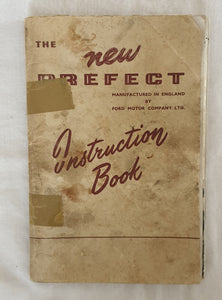 The New Prefect Instruction Book
