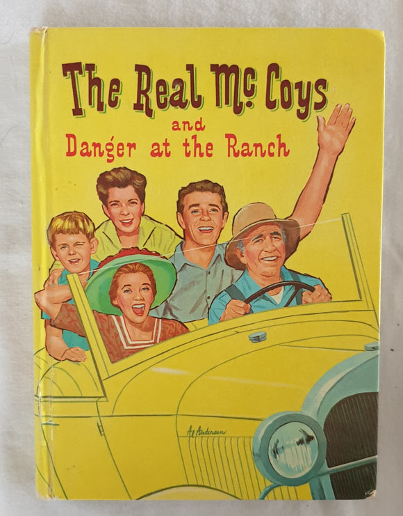 The Real McCoys Danger at the Ranch by Cole Fannin