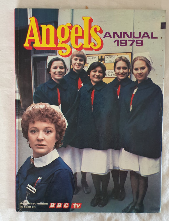 Angels Annual 1979 by British Broadcasting Company