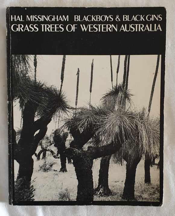 Grass Trees of Western Australia  Blackboys & Black Gins  by Hal Missingham