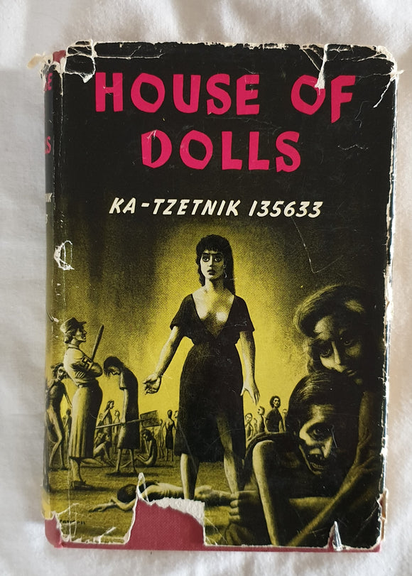 House of Dolls by KA-Tzetnik 135633
