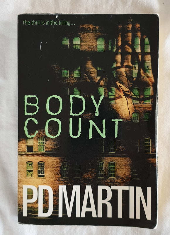Body Count by PD Martin