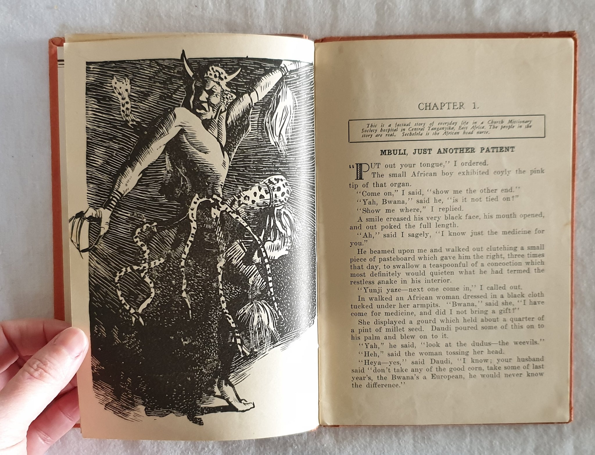Jungle Doctor Attacks Witchcraft by Paul White – Morgan's Rare Books