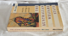Load image into Gallery viewer, The Australian Welfare State by M. A. Jones
