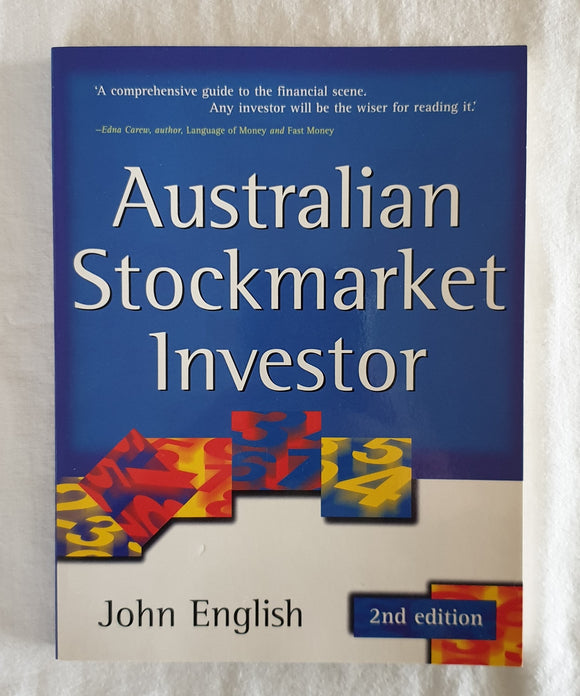Australian Stockmarket Investor by John English