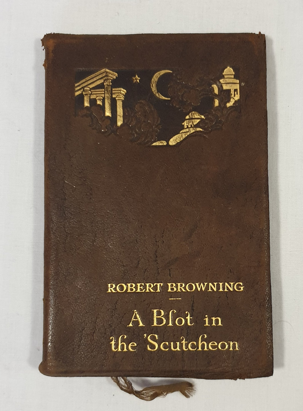 A Blot on the 'Scutcheon by Robert Browning