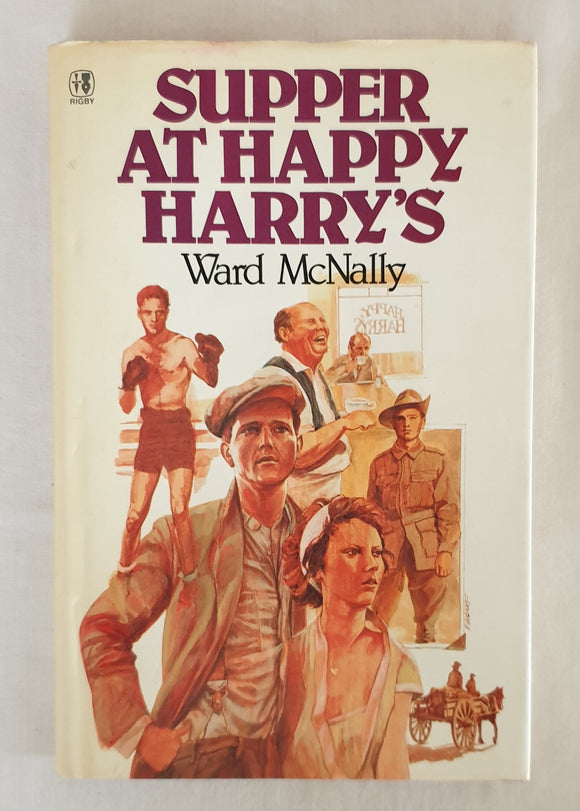 Supper At Happy Harry's by Ward McNally