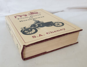 From Horse to Horsepower by S. A. Cheney