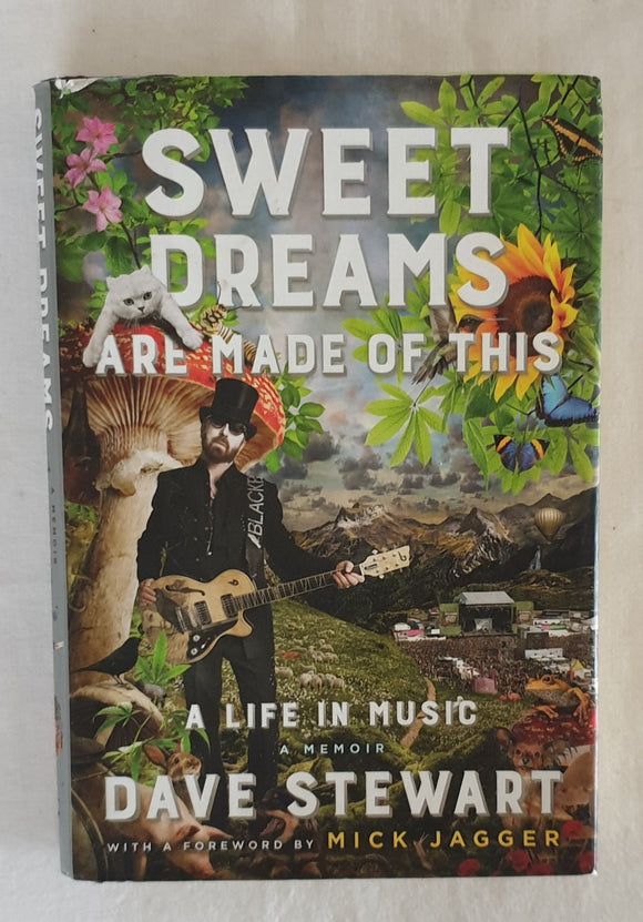 Sweet Dreams Are Made of This by Dave Stewart