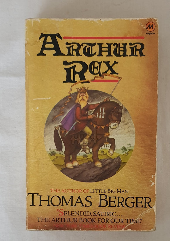 Arthur Rex by Thomas Berger