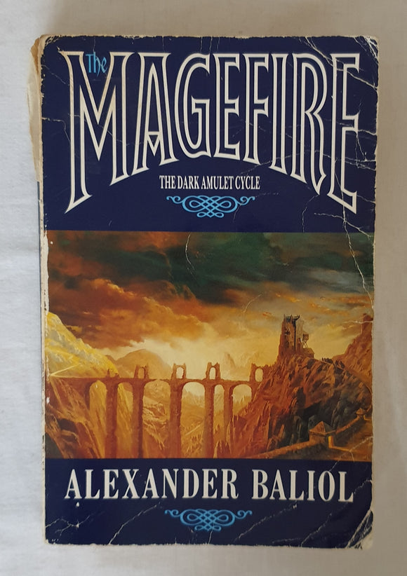 The Magefire by Alexander Baliol