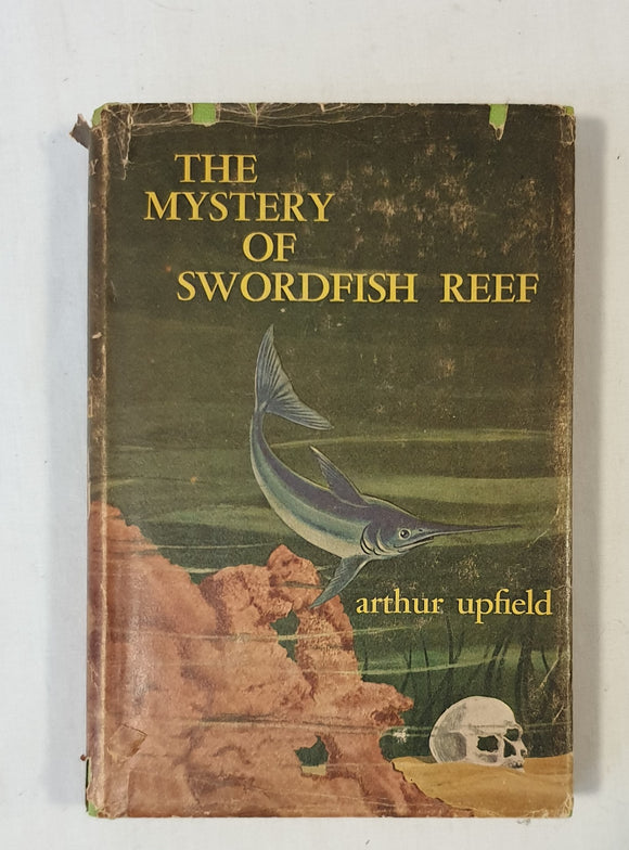 The Mystery of Swordfish Reef by Arthur Upfield