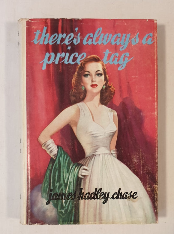 There's Always A Price Tag by James Hadley Chase