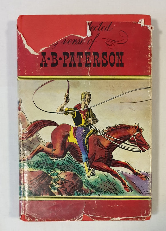 The Collected Verse of A.B. Paterson  Introduction by Frederick T. Macartney