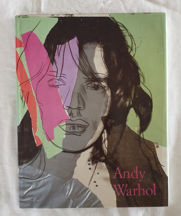 Andy Warhol 1928-1987  Commerce into Art  by Klaus Honnef