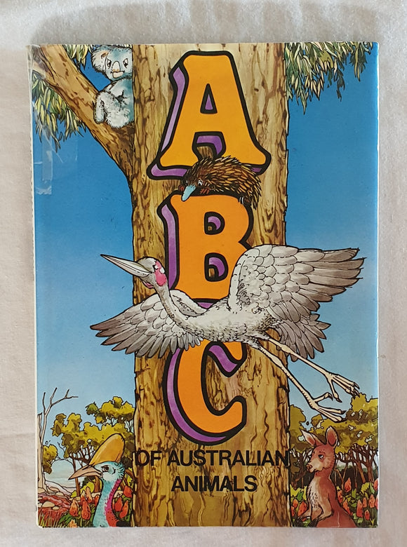 ABC of Australian Animals Illustrated by Robert E. Smith