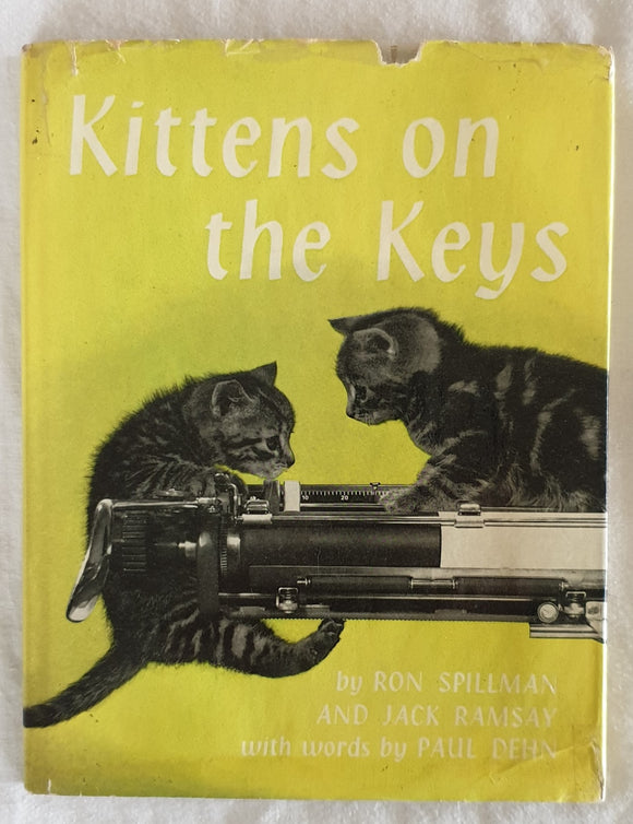Kittens on the Keys by Ron Spillman and Jack Ramsay