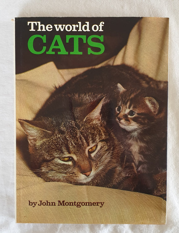 The World of Cats by John Montgomery