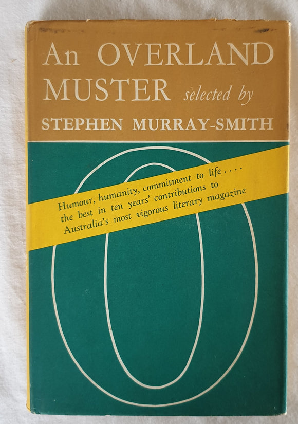 An Overland Muster by Stephen Murray-Smith