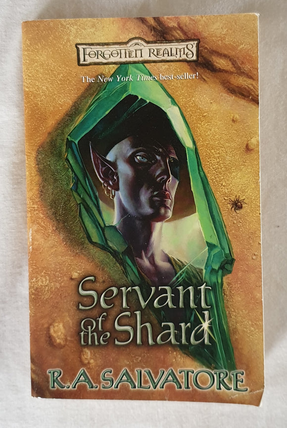 Servant of the Shard by R. A. Salvatore