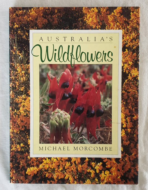 Australia's Wildflowers by Michael Morcombe