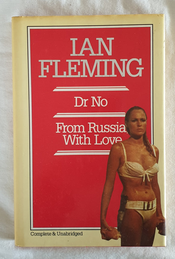 Dr No | From Russia With Love by Ian Fleming