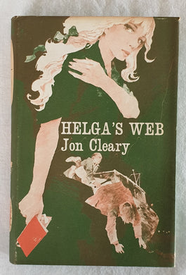 Helga's Web by Jon Cleary