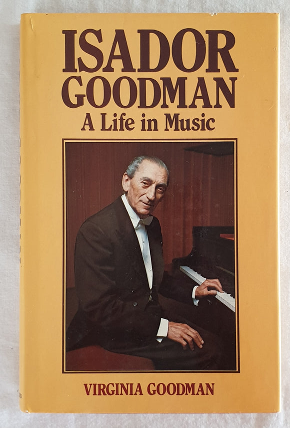 Isador Goodman by Virginia Goodman