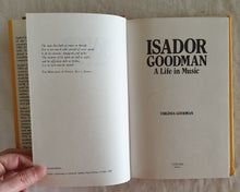Load image into Gallery viewer, Isador Goodman by Virginia Goodman