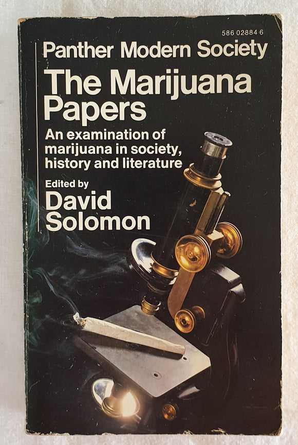 The Marijuana Papers by David Solomon