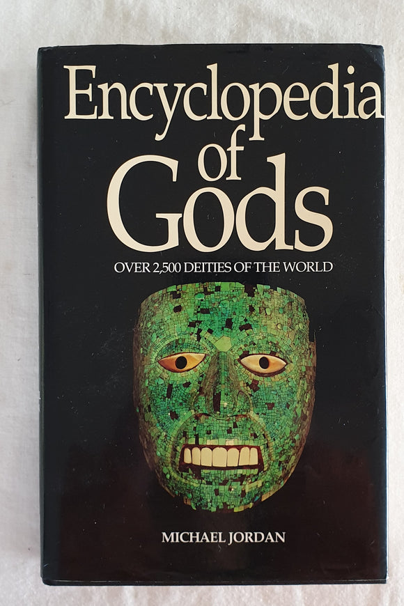 Encyclopedia of Gods by Michael Jordan