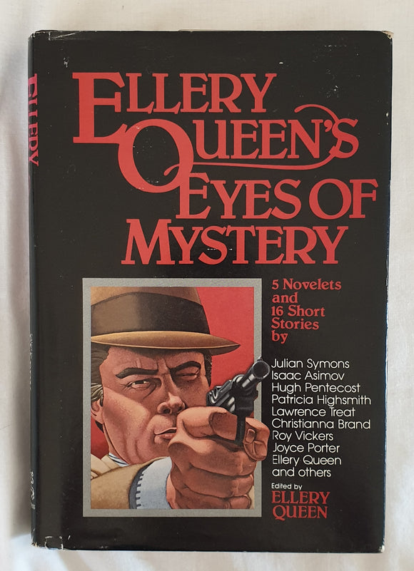 Ellery Queen's Eyes of Mystery by Ellery Queen