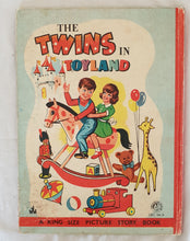 Load image into Gallery viewer, The Twins in Toyland by Wendy Wilkin