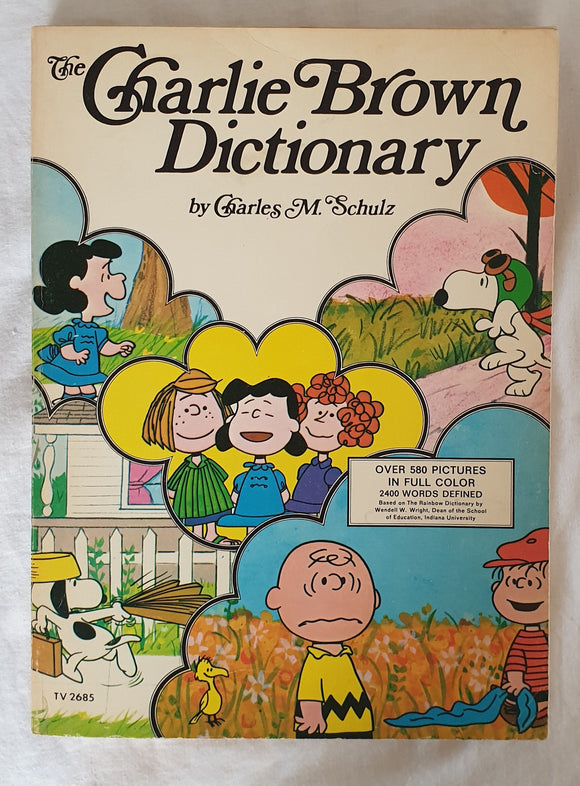 The Charlie Brown Dictionary by Charles M. Schulz