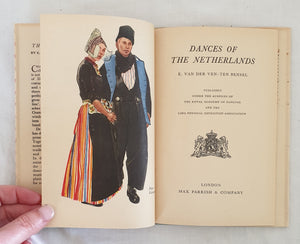 Dances of the Netherlands by Elise van der Van-ten Bensel