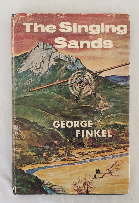 The Singing Sands by George Finkel