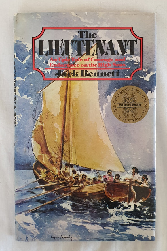 The Lieutenant by Jack Bennett