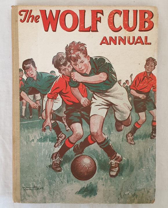 The Wolf Club Annual 1959