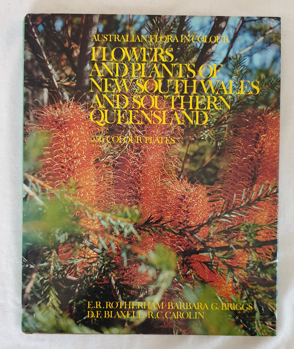 Flowers and Plants of New South Wales and Southern Queensland