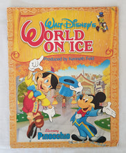 Load image into Gallery viewer, Walt Disney's World On Ice by Kenneth Feld