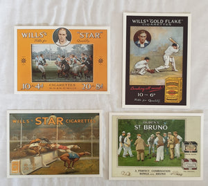 Sporting Memories Series (A) from The Robert Opie Collection