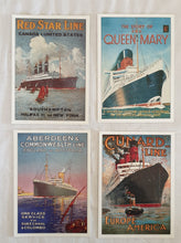 Load image into Gallery viewer, Ocean Liners Series (A) from The Robert Opie Collection