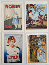 Load image into Gallery viewer, Post-Age Advance Australia Nostalgic Postcards & Prints - Set of 10
