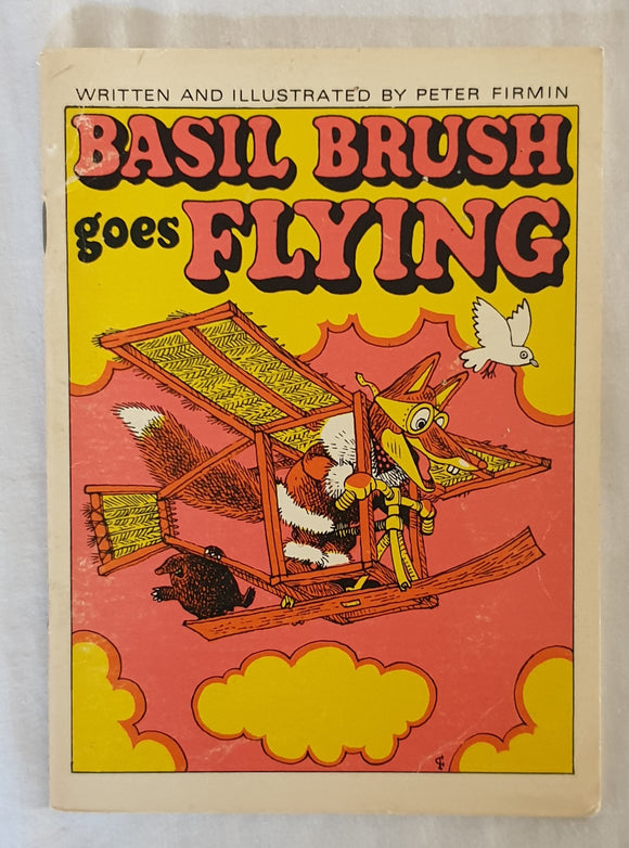 Basil Brush Goes Flying by Peter Firmin