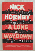 Load image into Gallery viewer, A Long Way Down by Nick Hornby